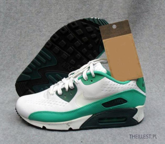 Nike Air Max 1 EM ENGINEERED MESH 90 WHITE UNIVERSITY RED 554718 161 SZ 7 Shoes