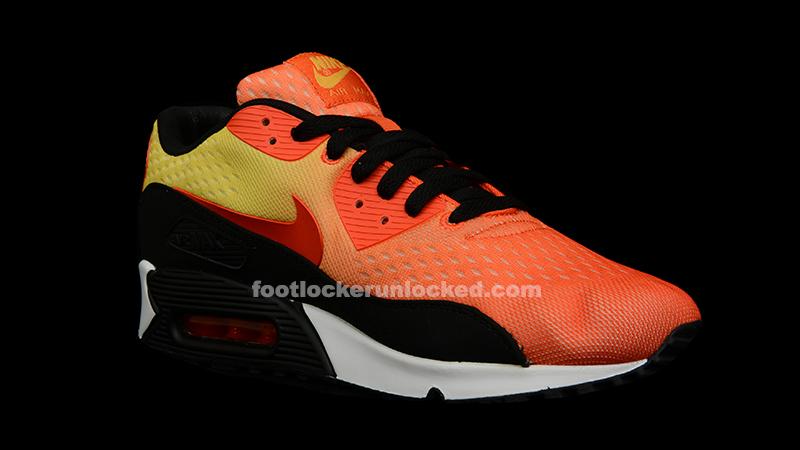 Nike Air Max 1 EM 2012 Sunset Pack Men's Size 12