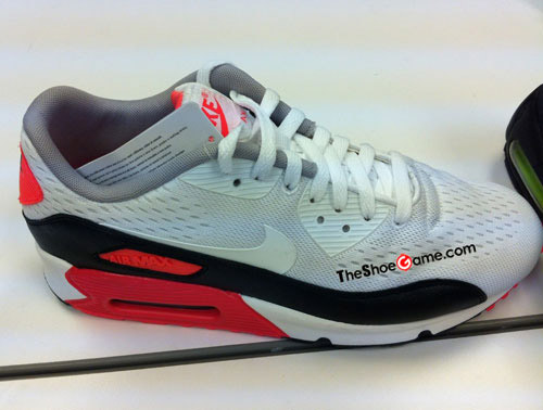 new arrivals b1f62 57809 The Infrared Nike Air Max 90 EM is expected to drop in Spring 2013. From  TSG.
