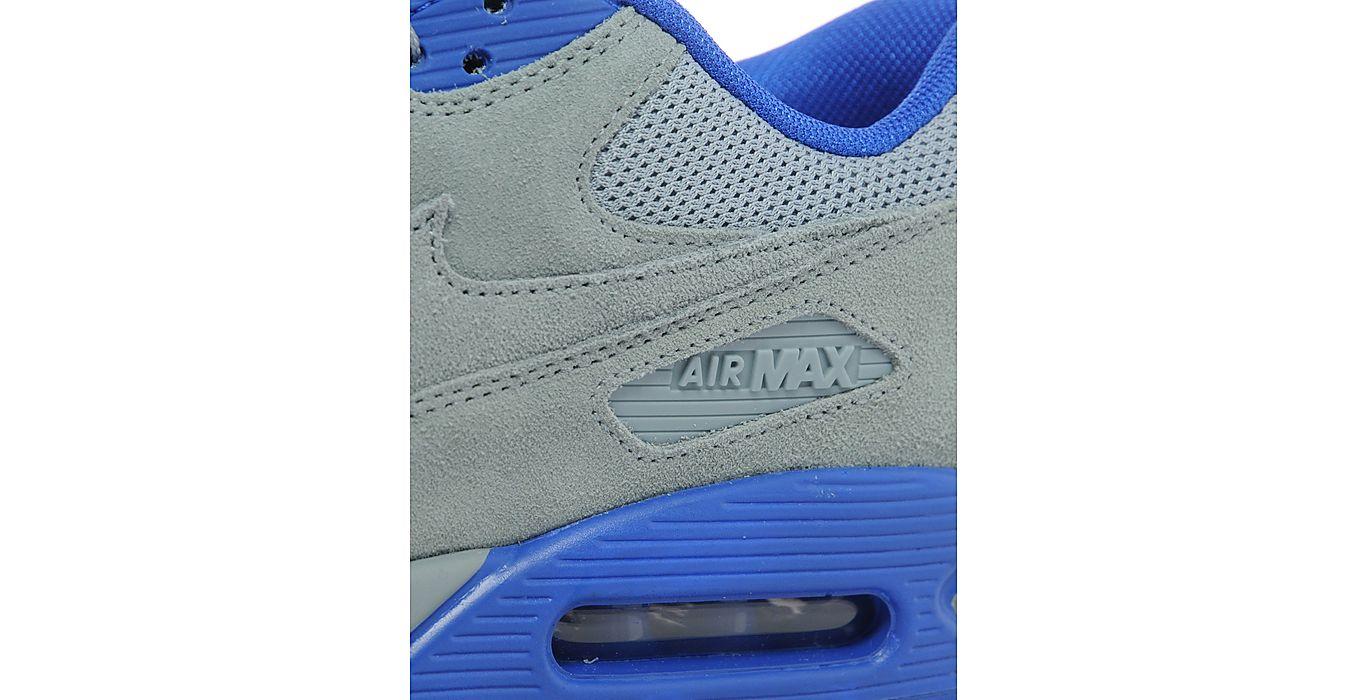 Nike Air Max 90 Essential (Black Grey Anthracite) [537384 053] Mens 7.5 14