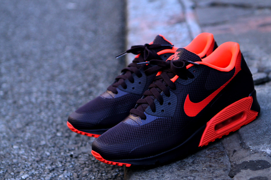 nike air max 90 hyperfuse blue
