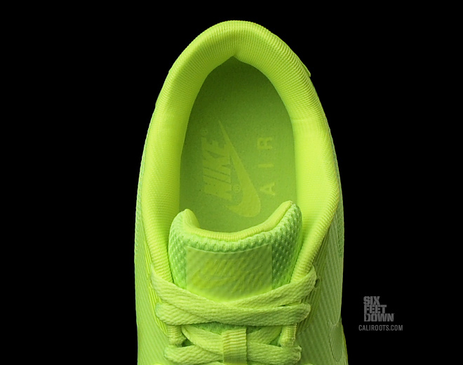 Nike Air Max 97 Hyperfuse 2012 Neon Volt Green Sz 9