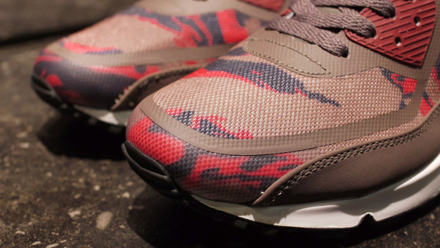 Nike Air Max 90 Premium Tape Brown Camo