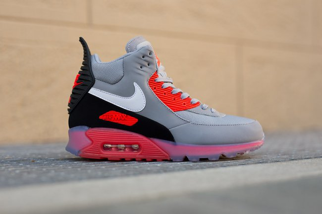 cheap for discount 07ec8 71f79 Nike Air Max Infrared 90 Size 10