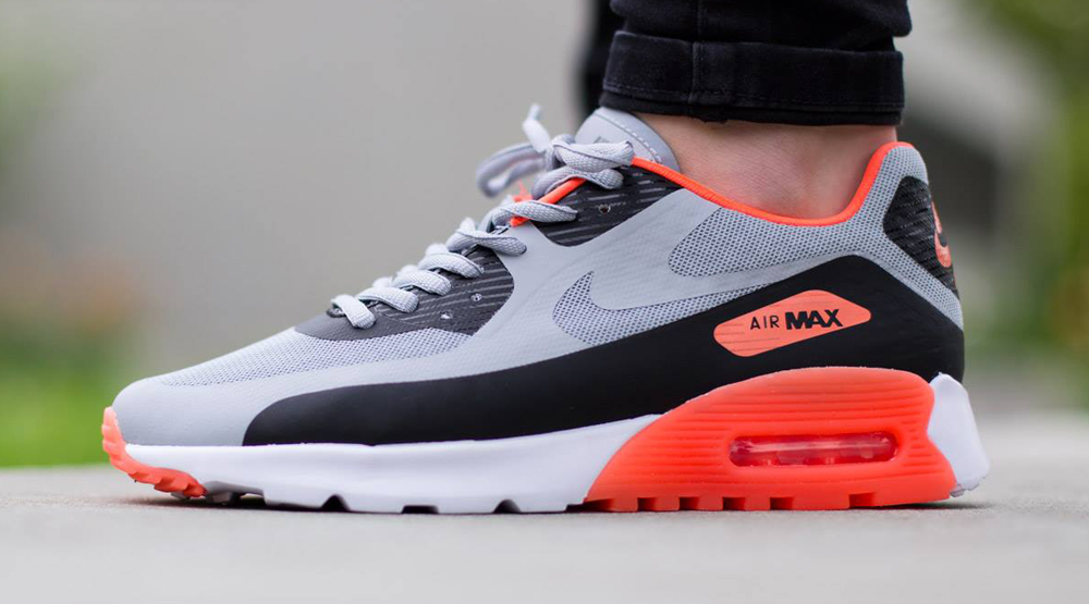 Nike Air Max 90 Ultra Infrared Shoes Women