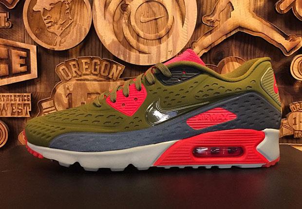 separation shoes cc71c 87be1 Nike Air Max 90 Ultra Breathe - Air 23 - Air Jordan Release ...