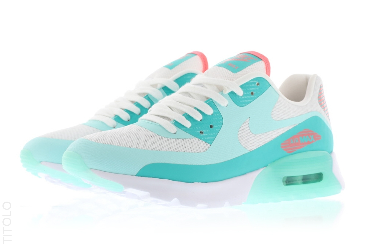 "promo code 0ee45 ab292 Nike Womens Air Max 90 Ultra Breeze ""Artisan Teal"""