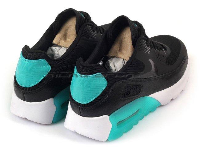 Nike Womens Air Max 90 Ultra Essential Black Black Light