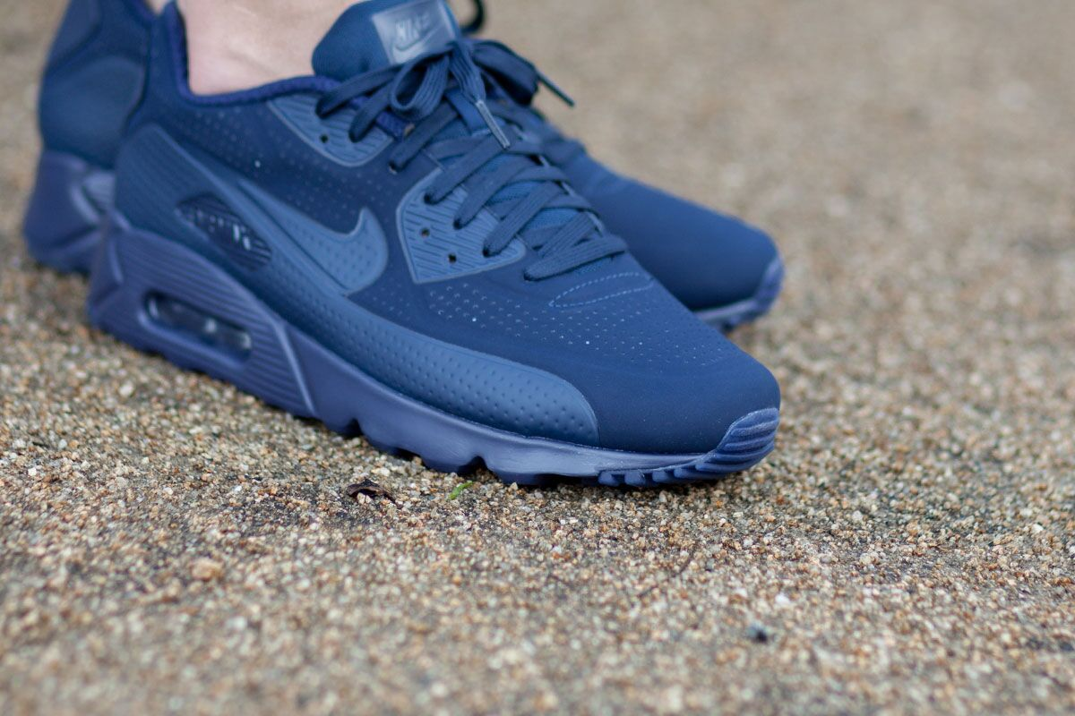 Air Max 90 Ultra Moire Navy