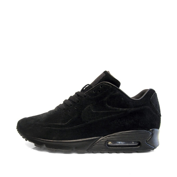 sports shoes 067c2 0f094 A black sole completes the murdered out look. You can preorder these now  at End Clothing. Expect to see more colorways of the Air Max 90 VT in the  near ...
