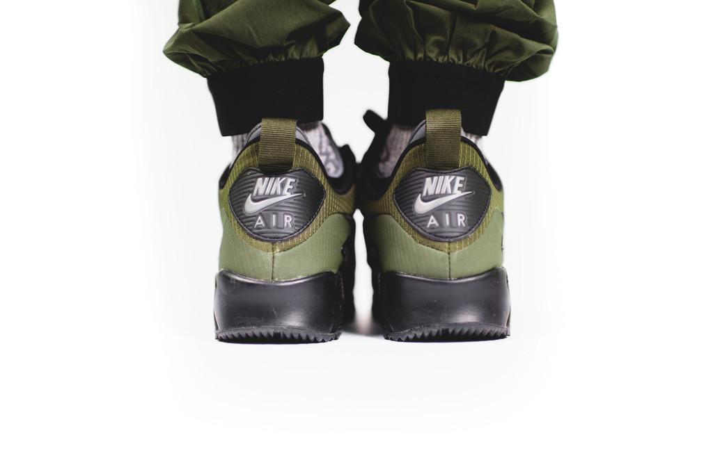 Nike Air Max 90 Mid Winter Dark Loden Black Air 23