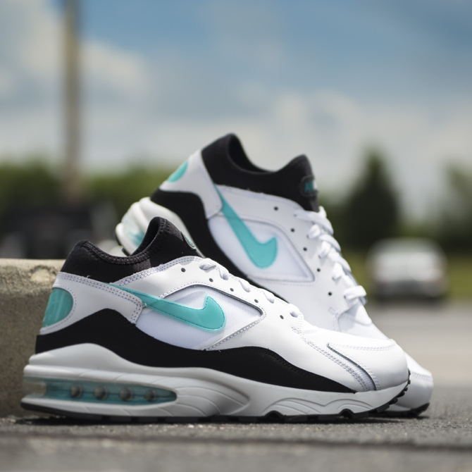 nike air max 93 menthol available now in the u s air. Black Bedroom Furniture Sets. Home Design Ideas