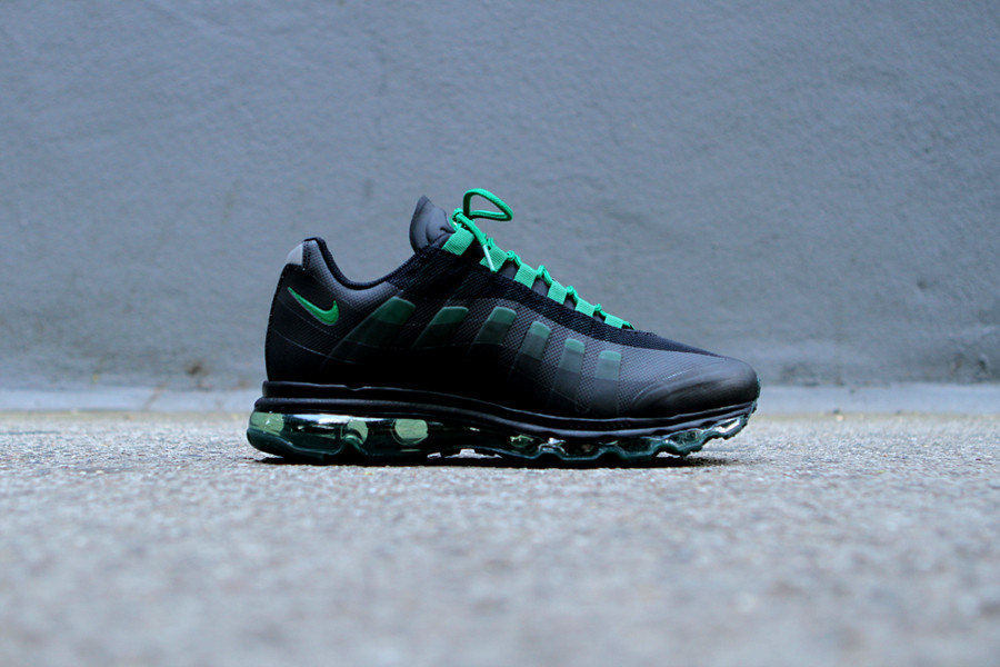 Nike Air Max 95+ BB BlackPine Green