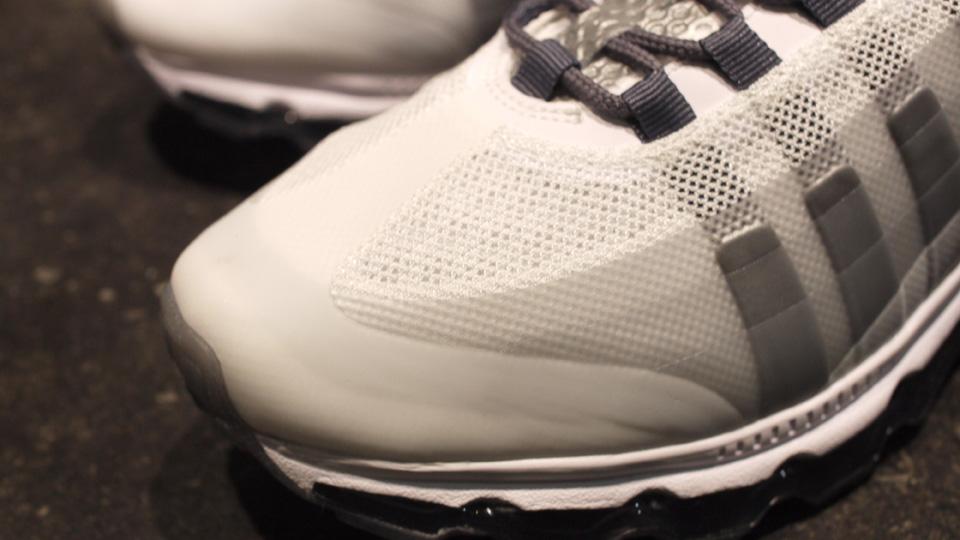 Nike Air Max 95+ BB – Black Red – 511307-061 Mens Size 8.5 – Pre-Owned d9cf80b9b3