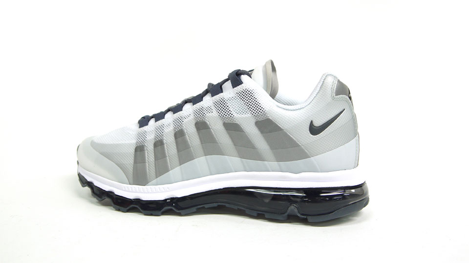 Nike Air Max 95+ BB WhiteGrey Black