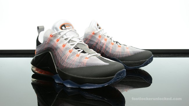 e92849115a65 Nike Air Max 95 LeBron 12 Low QS Color  Wolf Grey White-Team Orange-Black  Style  822829-444. Release Date  10 09 2015. Click here for more pics and  info…