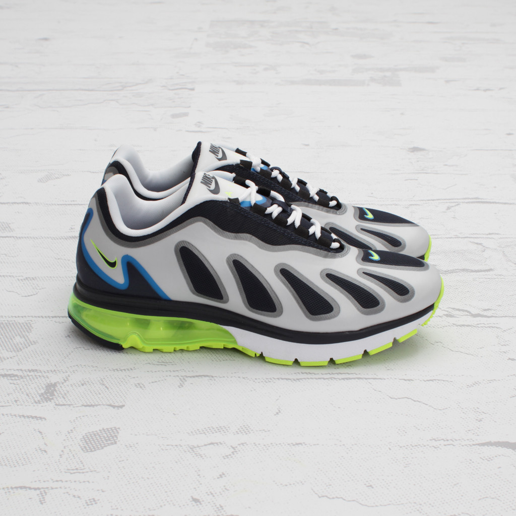 Nike Air Max 96+ Evolve WhiteObsidian Volt