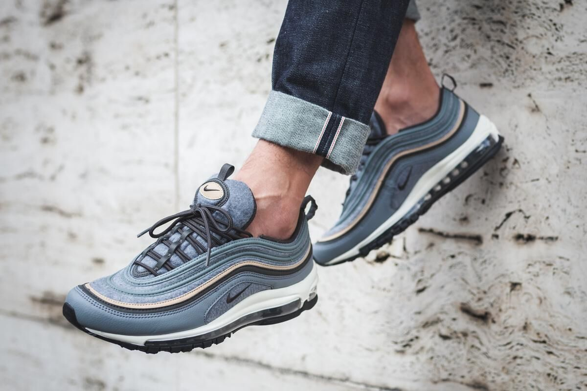 size 40 76a66 f2d74 nike air max 97 cool grey