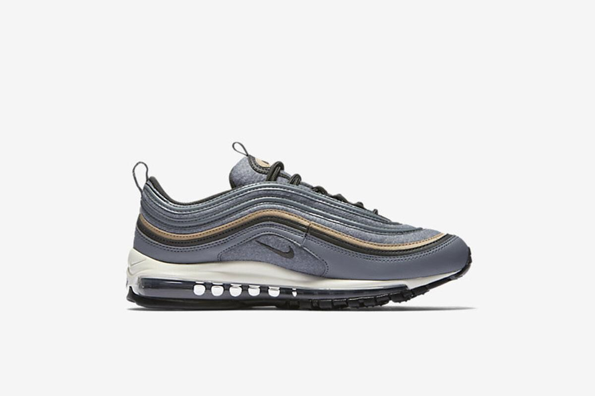 sneakers for cheap 0968e 34679 UNDEFEATED X NIKE AIR MAX 97 OG WHITE SIZE 12