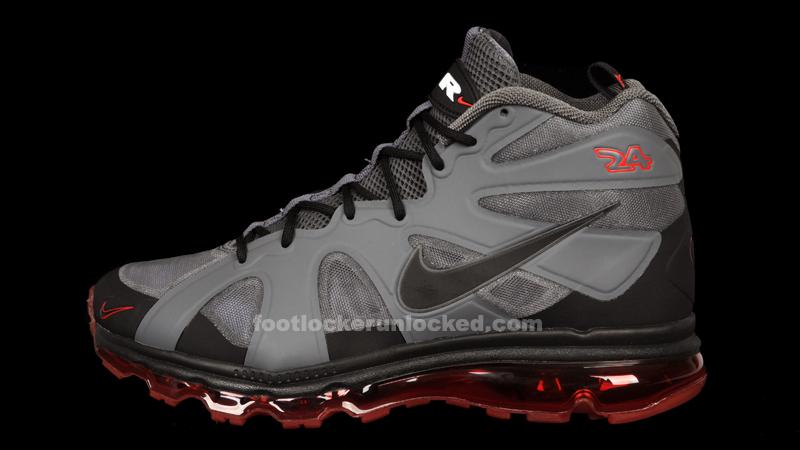23cdd31c93333e Nike Griffey Air Max Fury – Dark Grey University Red – Releasing Soon