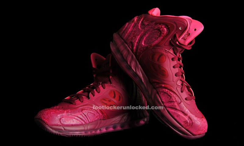 """detailed look ef787 6e508 Nike Air Max Hyperposite """"Raspberry Red"""""""