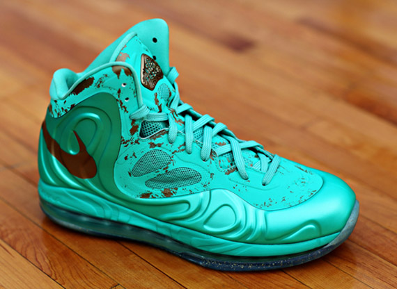 199fd0a83487 ... Nike Air Max Hyperposite Statue of Liberty Size 10.5