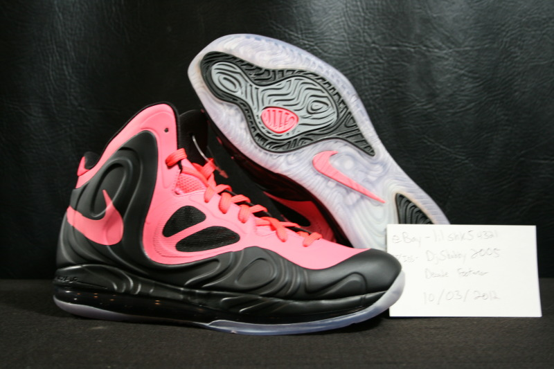 "free shipping 63579 b26ca Nike Air Max Hyperposite ""Think Pink"""