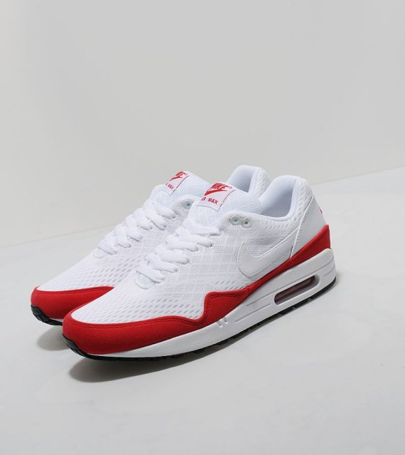 Nike Air Max 1 EM WhiteUniversity Red Available