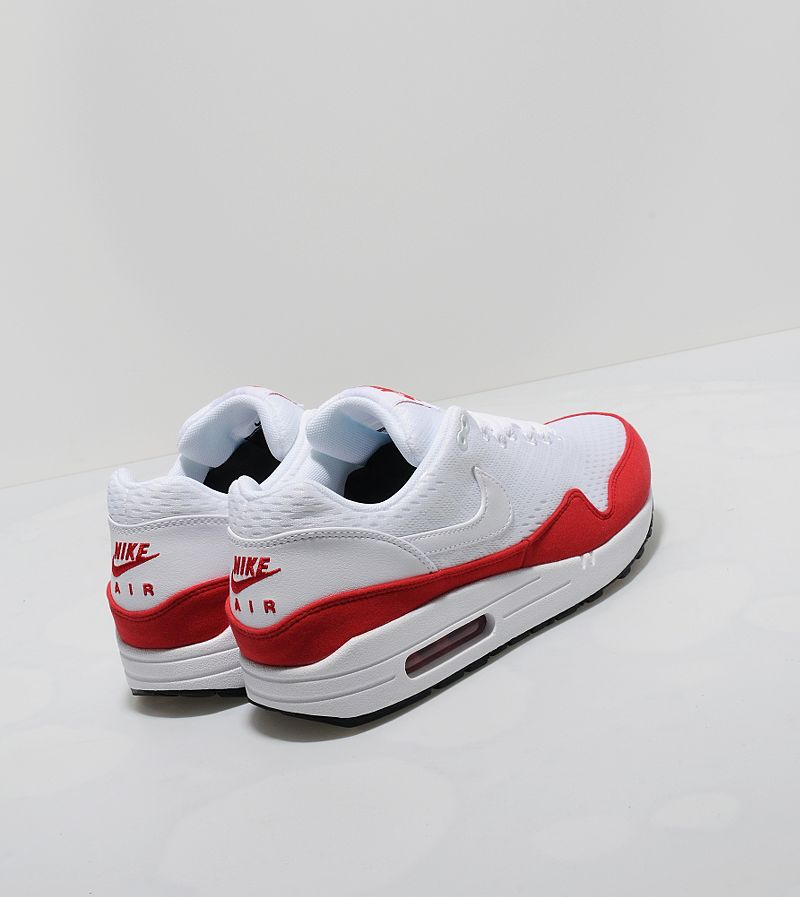 VERY RARE Nike Air Max 1 red and white University OG 2012