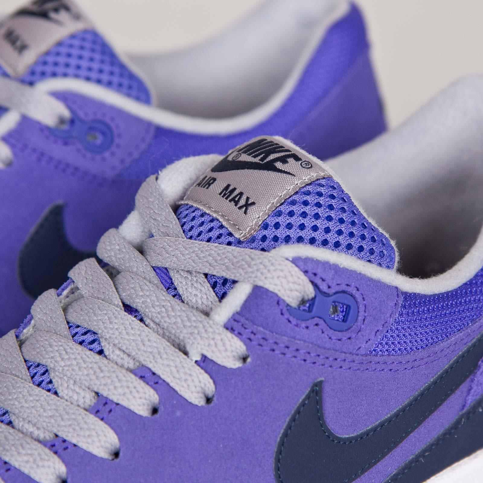 Patta x Nike Air Max 1 Premium Tier Zero Purple Denim