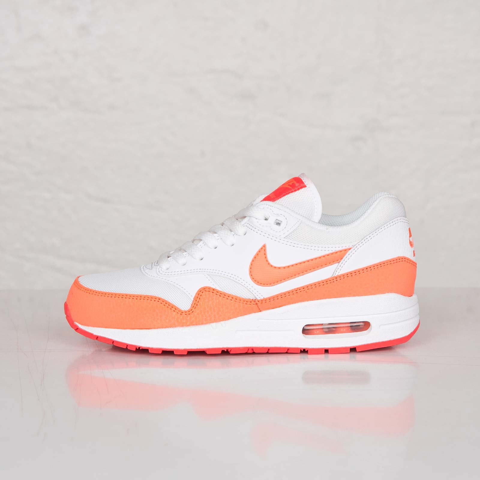 Nike Shoes | Women Air Max 1 Essential White Sunset Glow