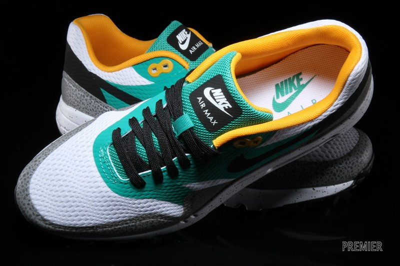 more photos 4fd0c f9cee ... low cost nike air max 1 ultra essential emerald green air 23 air jordan  release dates