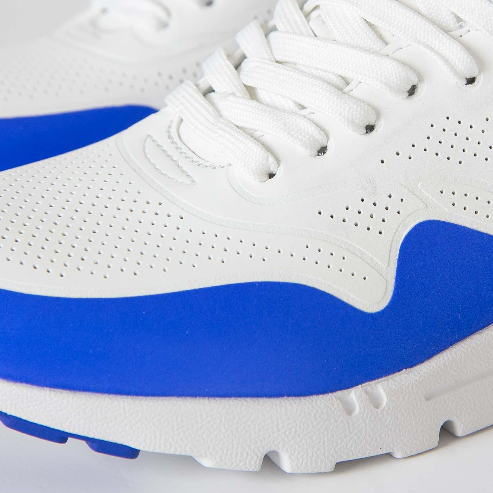 Nike Womens Air Max 1 Ultra Moire Racer Blue Air 23 Air
