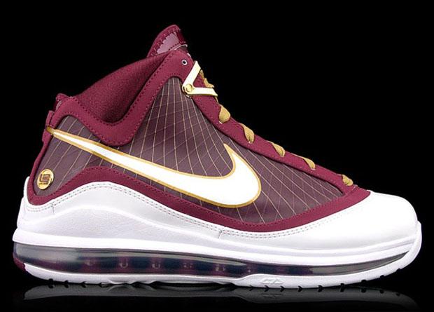 5da5cdc5482 Nike Air Max Lebron VII