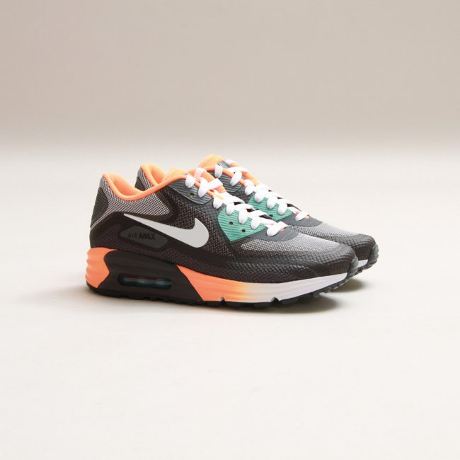 innovative design 9a14c 621a9 Nike Womens Air Max Lunar90 C3.0. Anthracite Atomic Orange. Pre-Owned Nike  Air Max Lunar 90 PRM QS Suit AND Tie Herringbone Paisley Size 9.5