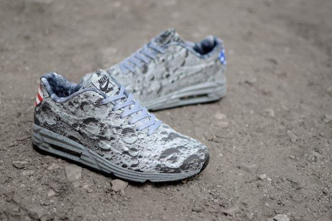 Nike Air Max Lunar 90 SP Moon Landing Breathable Sport Shoes