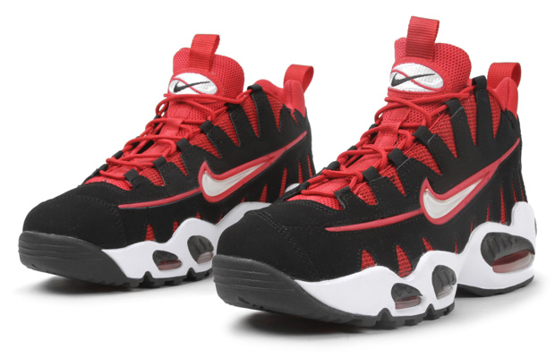 uk availability 7bdfb 5dd4f Nike Air Max NM – Black White-University Red