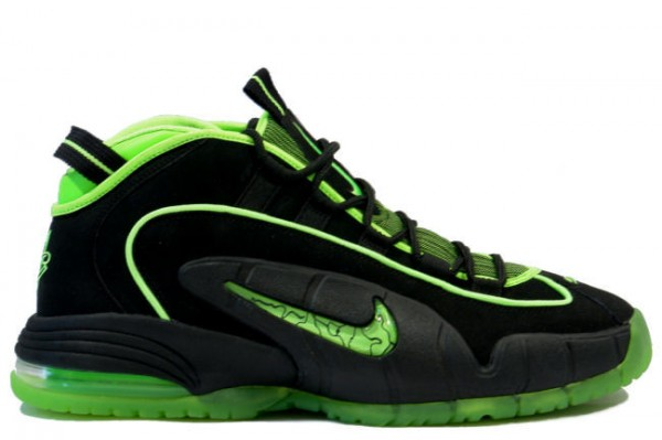 low priced d3be9 c1e81 ... because now we re getting the Nike Air Penny 1s in a Black Electric  Green colorway as part of the Highlighter Pack. These will be released at  House of ...