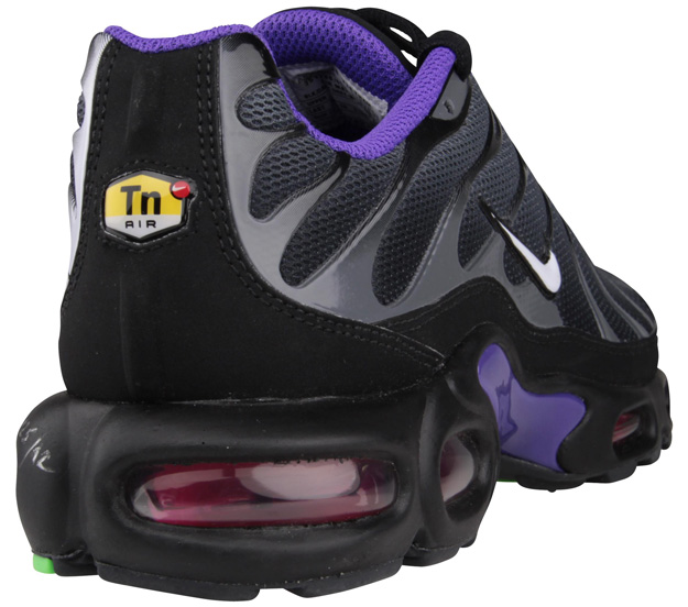 buy online 9a98f 1a8a1 Nike Air Max Plus - Black/Pure Purple