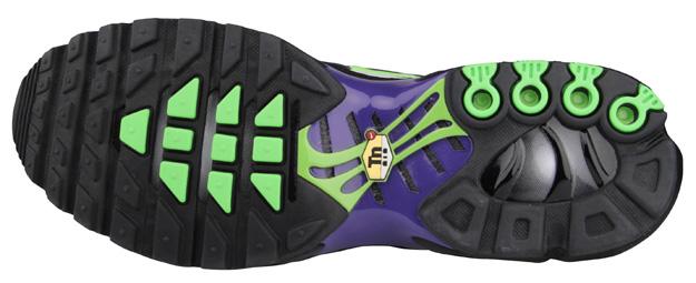 1cabea5ce1ad11 ... Tn Tuned Sneakers Shoes Women s  Nike Air Max Plus - Black Pure Purple  ...