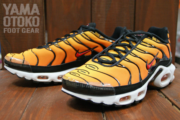 Nike Air Max Plus Tuned 1 Orange Black Air 23 Air Jordan