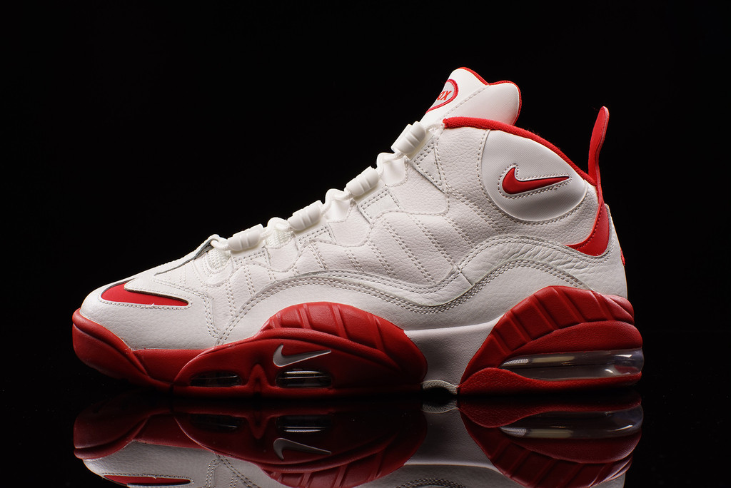 3d18cdf877c5a9 Nike Air Max Sensation Summit White   Red - Air 23 - Air Jordan Release  Dates