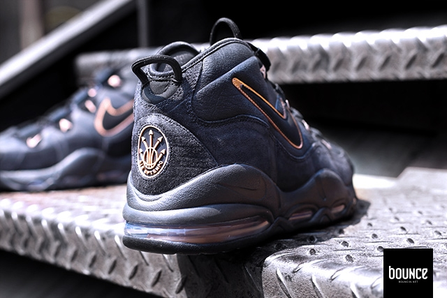 info for 1e122 ace9d Nike Air Max Uptempo 95. Color  Black Bronze Style  311090-003