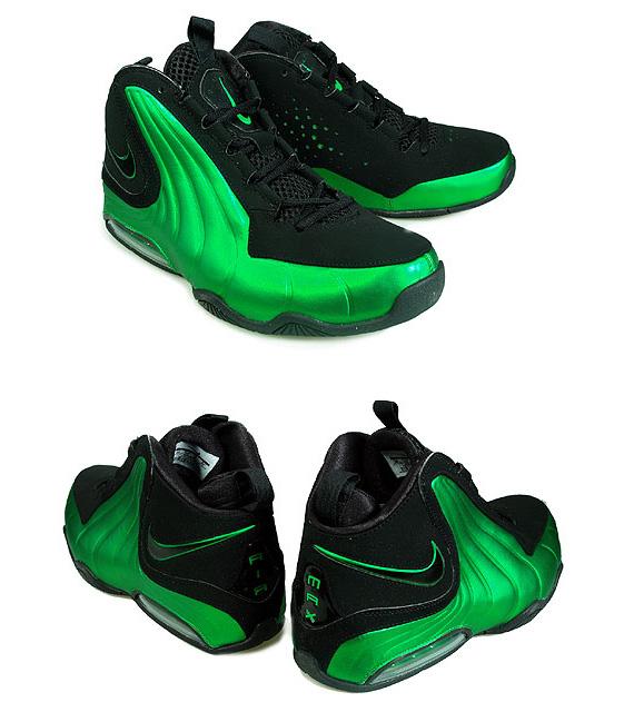 Nike Air Max Wavy Black/Varsity Green