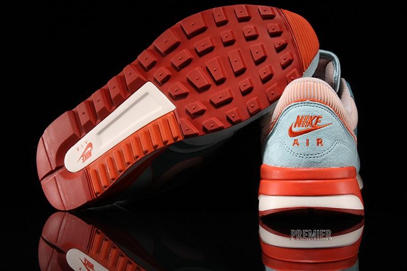 4a46f5e5c665 Nike Air Odyssey LTR Color  Green Haze Blue Sage-University Orange-Arctic  Orange Style  684773-302. Price   115.00