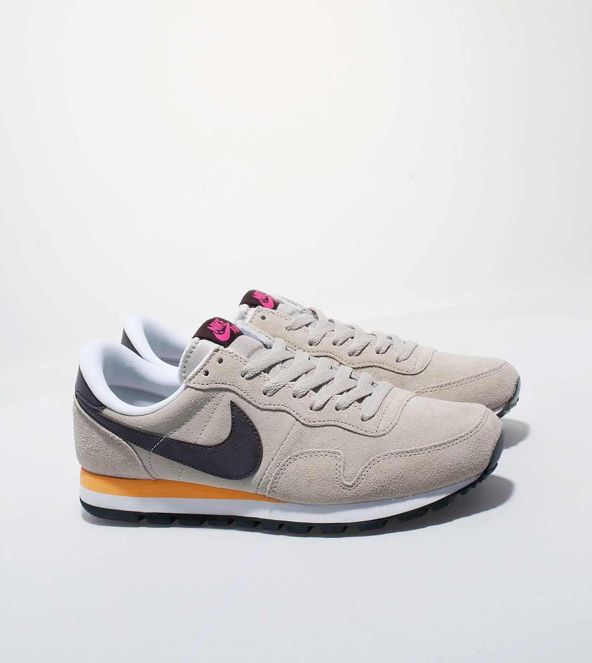 Nike Air Pegasus '83 GreyYellow Pink