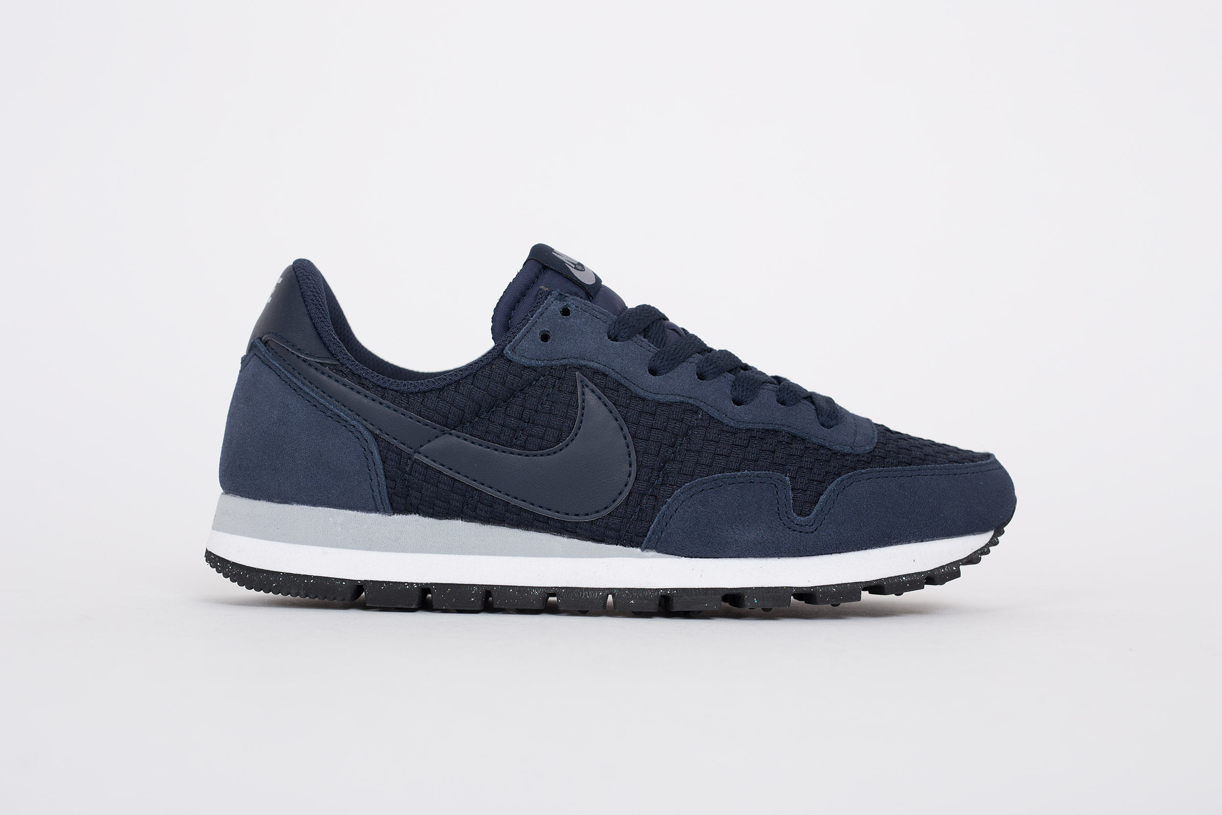 1cd010ebcc52 Nike Air Pegasus  83. Color  Obsidian Obsidian-Wolf Grey-White Style   725220-400. Nike Air Pegasus 83 30 Team Red Atomic Red Men s Running Shoes  599482-616