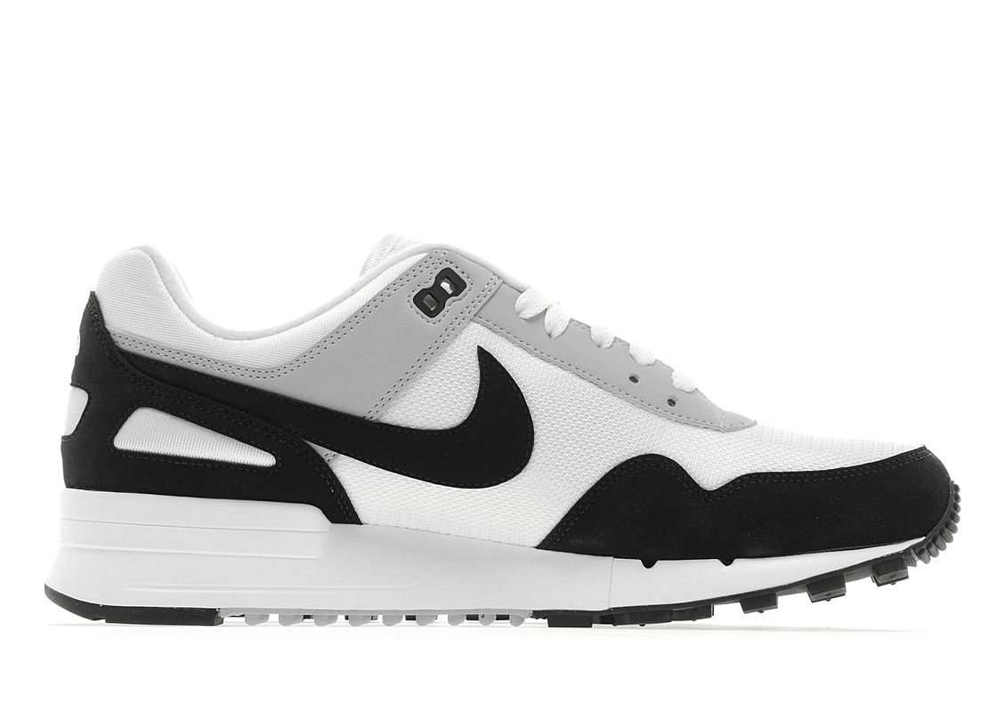 Nike Air Pegasus '89 - White/Black-Grey