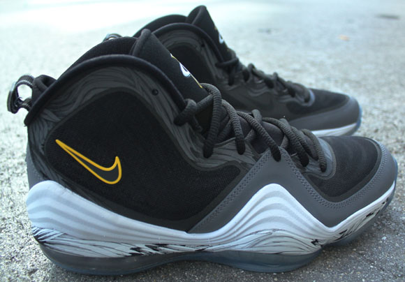 """check out 80b0d ad465 Nike Air Penny V """"Cool Grey"""" – New Images"""