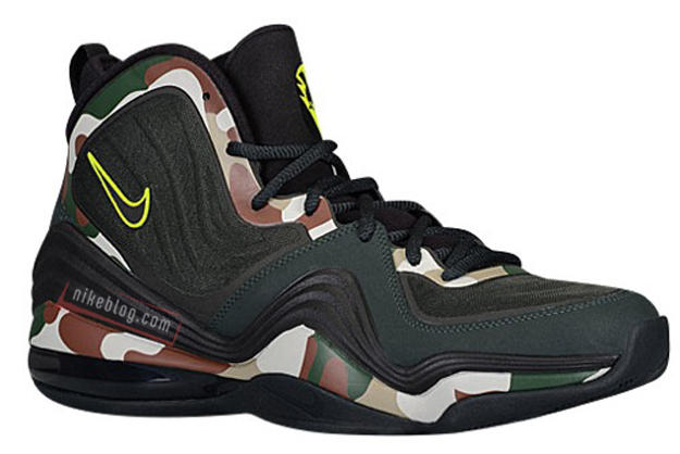 bf24fe5817a The Camo Nike Air Penny V is scheduled to release on November 29